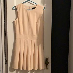 J.Crew pleated dress. Worn once! Perfect condition
